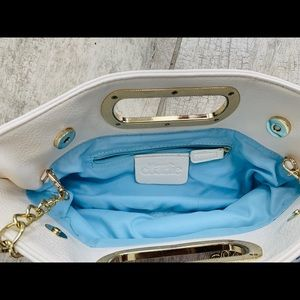 Claire's Bags - Claires Off White Clutch Bag